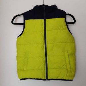 Boys Gymboree Puffer Vest